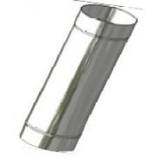 Kouřovod nerez ø 160mm délka 250 mm 0,6mm