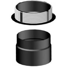 Redukce pro přípojení do keramického komínu 150/160mm